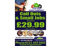 Handyman services for all those little jobs