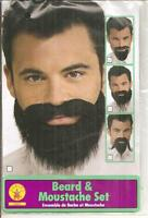 Beard & Moustache Set - new/still package