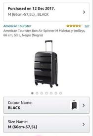 American Tourister suitcase