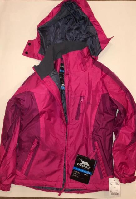 ec6612787 Trespass Girls Ski Jacket