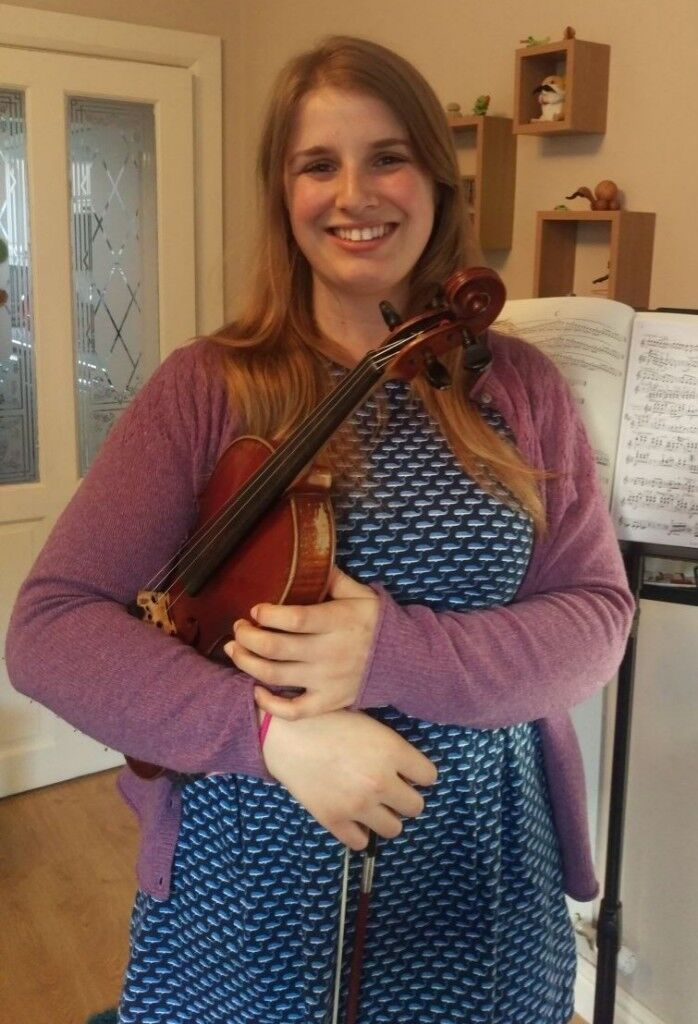 Violin tuition in Glasgow's West End