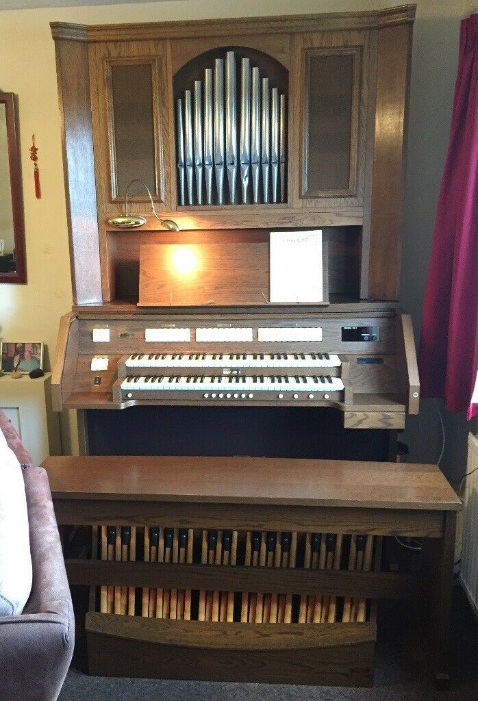 Viscount Prestige IX 2 Manual Organ