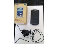 TWO Samsung Galaxy S3 mini phones, chargers & cases (£55 each or £110 pair + all accessories)