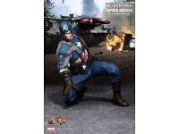 Captain America Hot Toy