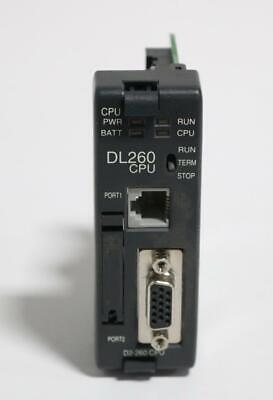 Automation Direct D2-260 Plc Cpu Module