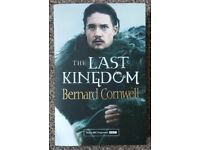 Brand New The Last Kingdom by Bernard Cornwell