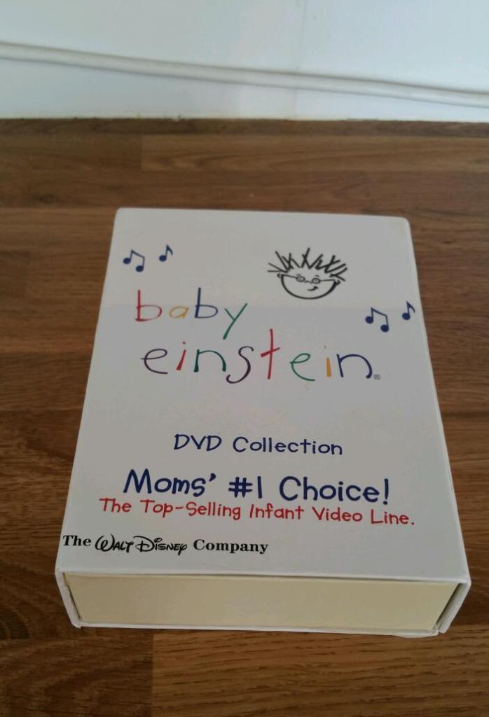 Baby Einstein dvd coll...