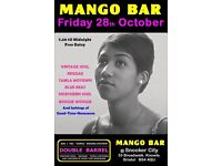 FRIDAY 28th OCTOBER - 60s 70s SOUL / REGGAE / MOTOWN / SKA with DOUBLE BARREL - KNOWLE