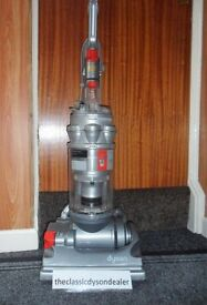 dyson DC14 animal ALL FLOORS upright vacuum cleaner fully refurbished NEW MOTOR + MORE