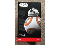 Star Wars Disney Sphero BB-8 remote droid