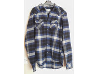 Diesel Mens Large Check Shirt/Overshirt - High Quality Material
