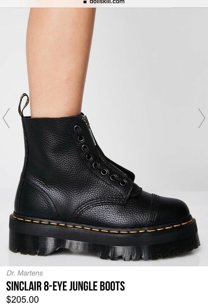 946061e9213 Brand new Dr Martins Sinclair Platform boots size 4 (uk)   in Plymouth ...
