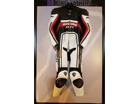 Arlen Ness Racing Dept One Piece Motorcycle Race Leather Suit - EU 56 / UK 46 - BB Bike Leathers