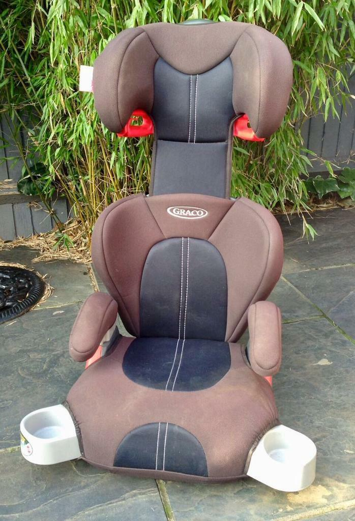 GRACO UNIVERSAL ECE R44/04 CHILDS CAR SEAT