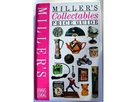 Collectables Price guide (Miller's)
