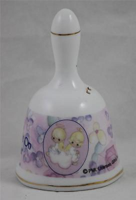 Precious Moments Porcelain Love Goes On Forever Bell