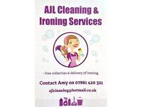 AJL Cleaning and Ironing Services