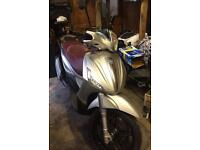 Piaggio beverly st 350 62 plate
