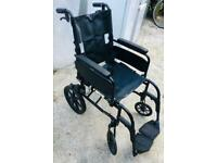 BARGAIN WHEELCHAIR-GOOD CONDITION-DELIVERY AVAILABLE