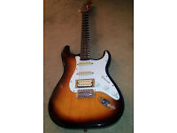 Fender MiM/Squire hybrid Stratocaster Guitar