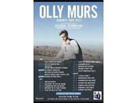 Olly Murs Concert Tickets Edinburgh Castle