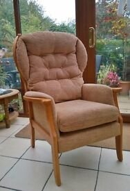 Armchair. Joynson and Holland, Excellent, clean condition. £65