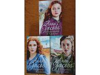Anna Jacobs Irish Sister Series 3 books like new
