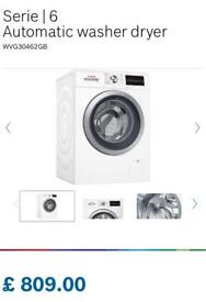 Bosch Washer/Dryer - Brand New Unopened - WVG30462GB