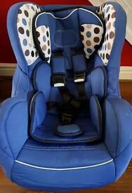 Universal car seat 0-18 kg