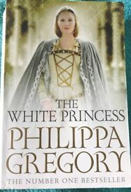 HISTORICAL NOVELS FOR SALE BY PHILLIPA GREGORY