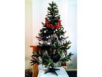 "5' 6"" CHRISTMAS TREE"