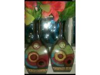 two vase