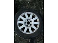 Audi Alloy Wheels fit VW T4