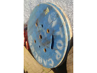 cable reel / drum ends various sizes available from £5 each