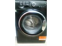 Hotpoint black 9kg washing machine