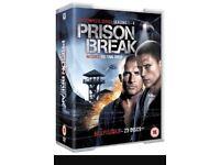 Prisonbreak 1-4 boxset