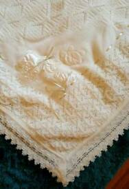 Unisex baby blanket