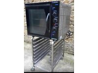 blueseal e32 max turbofan single phase oven