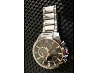 Prestige Casio Edifice ECB-500 Stainless Steel Bluetooth Watch
