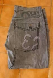 """NEXT"" grey jeans"