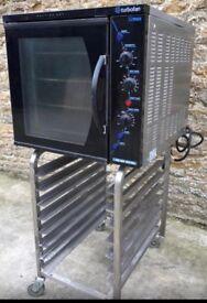blueseal e32 max turbofan single phase oven
