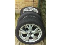 """17"""" inch Alloy Wheels for Sale"""