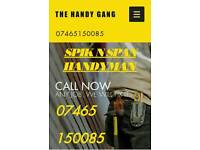 Painting & Handyman services offered in Birmingham & surrounding areas