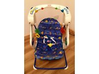 Fisher-Price *Aquarium Swing* take-along (batteries included)