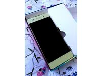 Sony Xperia XA - Lime Gold - 16GB - [UNLOCKED] - great condition!