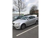 57plate Lexus Is250 fully loaded,sat navi,rear camera,full leather,new tyres,MOT due on 20.04.2017