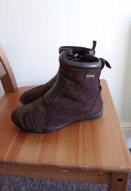 Motorbike lady boots SoubiraC size 5