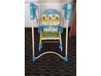 Fisher Price 3 In 1 Baby Swing Toolder Rocker Chair