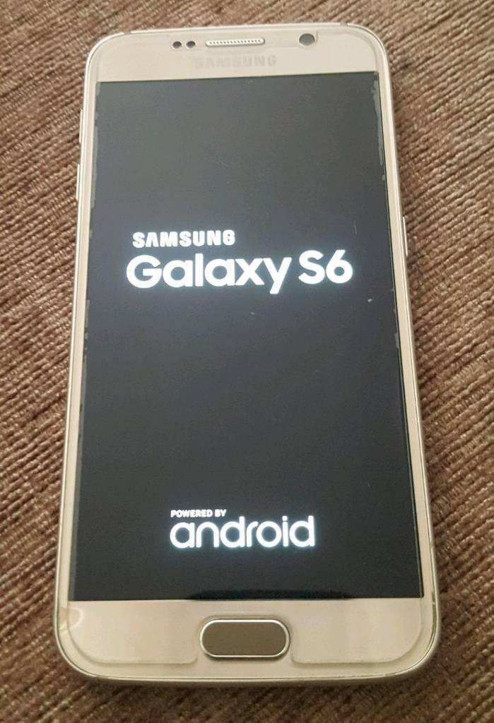 Samsung Galaxy S6 Unlocked 32gb
