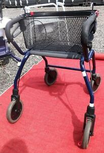 ADULT WALKER LIKE NEW  Used very briefly Comes with clip-on wire baskets DOLOMITE LEGACY LITE Cost over $400